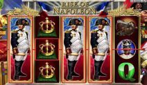 Rise of Napoleon slots game