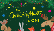 Christmas Casino Hunt