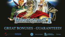 Thunderstruck Free Spins