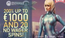 Spintropolis Casino Bonus Code