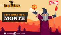 Lord of the Spins bonus