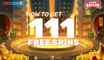 FunCasino 111 free spins