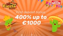la fiesta bonus code