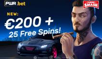 PWR.bet Casino bonus