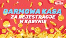 Darmową Kasę za Rejestrację w Kasynach Online