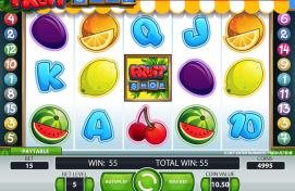Fruit Shop slots tournament