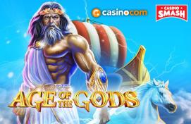 Activate 20 No Deposit FREE SPINS at Casino.com