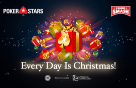 PokerStars Christmas