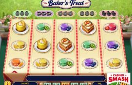 Baker's Treat Slots