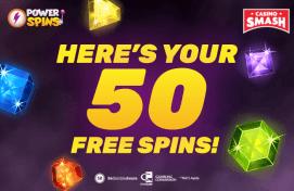 PowerSpins Bonus June