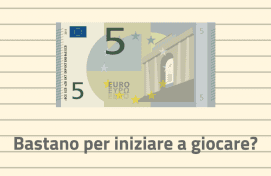 Casinò Con Deposito Minimo di 5 Euro