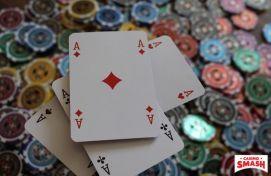 Red Dog Poker Game