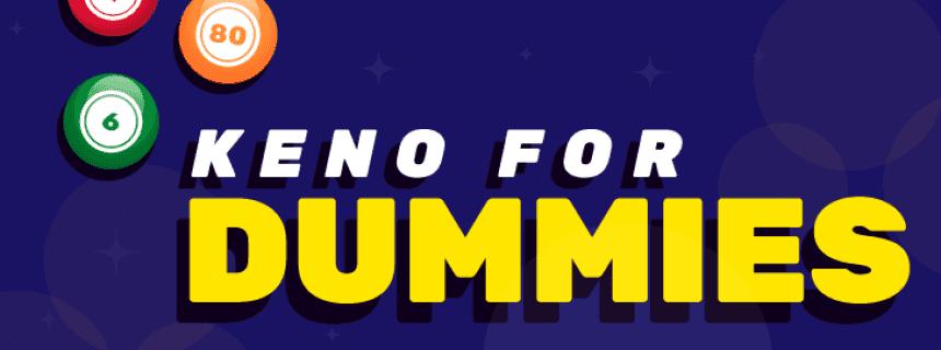 keno for dummies
