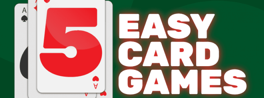 5 Easy Card Games to Play Online with Friends