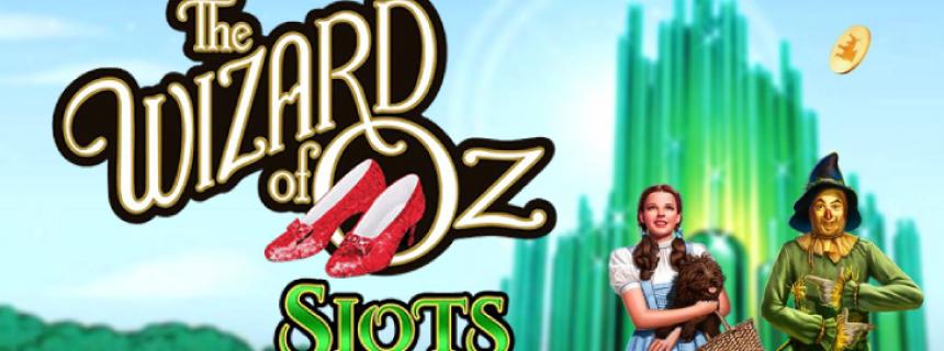Wizard of Oz Slots - Zynga