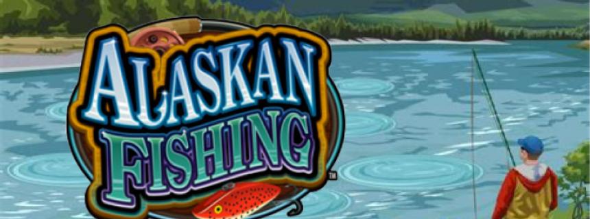 alaskan fishing slot online