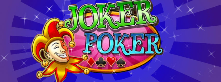 Free Joker Poker Game Online