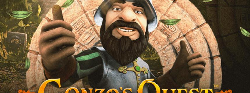 Gonzo's Quest Video Slot Online