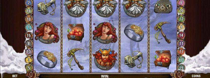 Hall of Gods Slot Machine