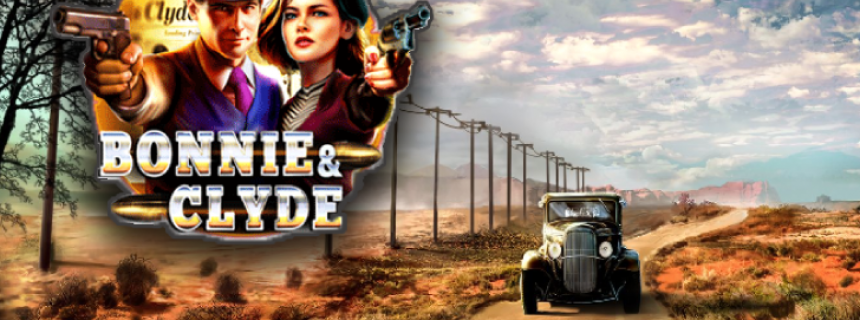 Bonnie and Clyde Slot Machine