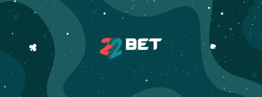 Make Every Spin Count with 22BET's 100% Deposit Match Bonus