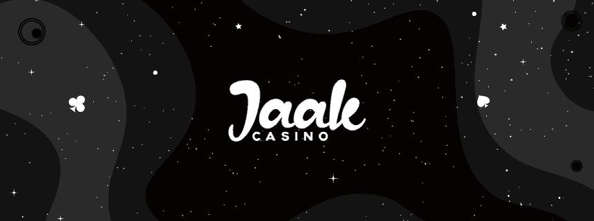 Jaak casino logo image