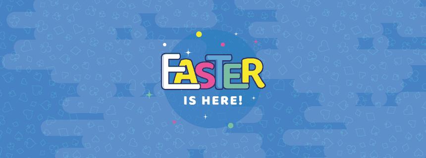 Easter bonus 30 no deposit free spins