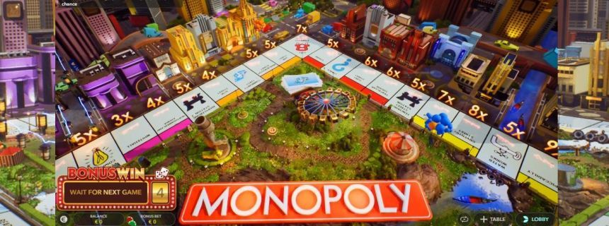 Play Monopoly Online with Friends: Monopoly Live