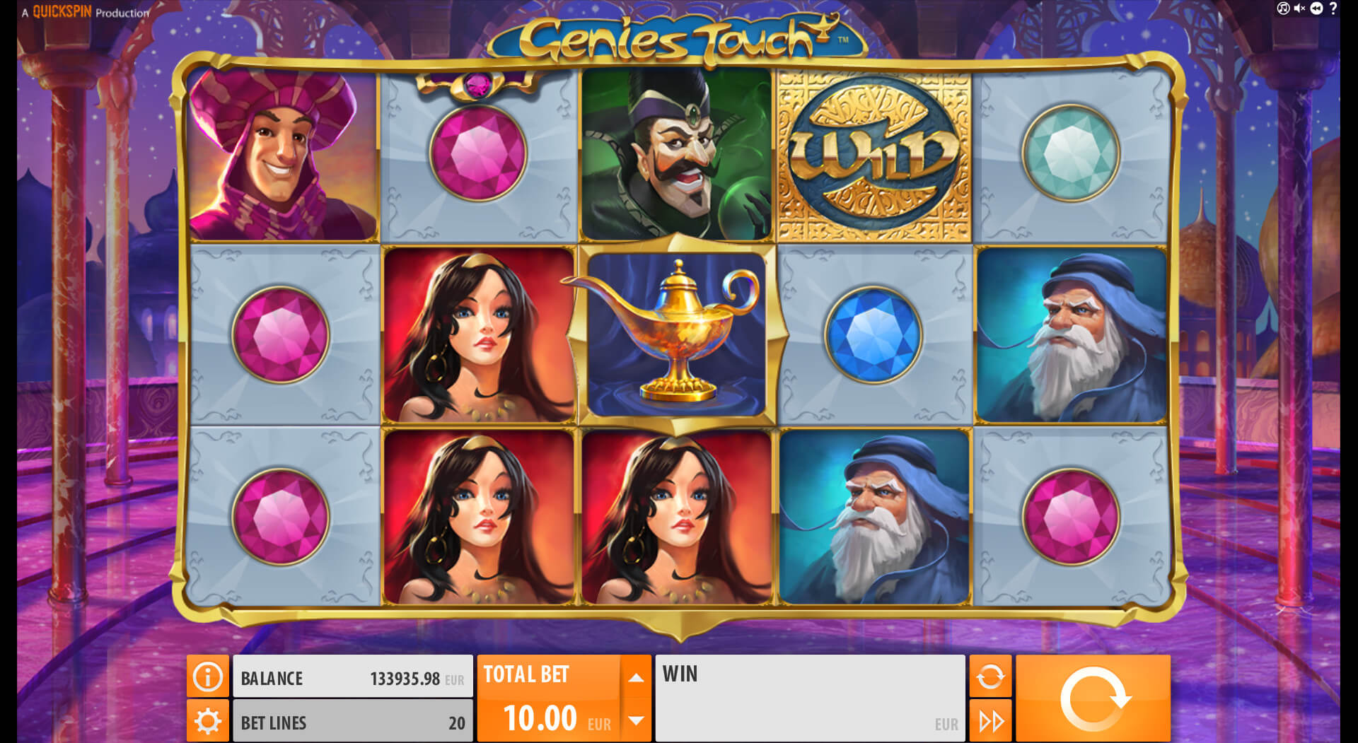 play online casino slots touch spiele