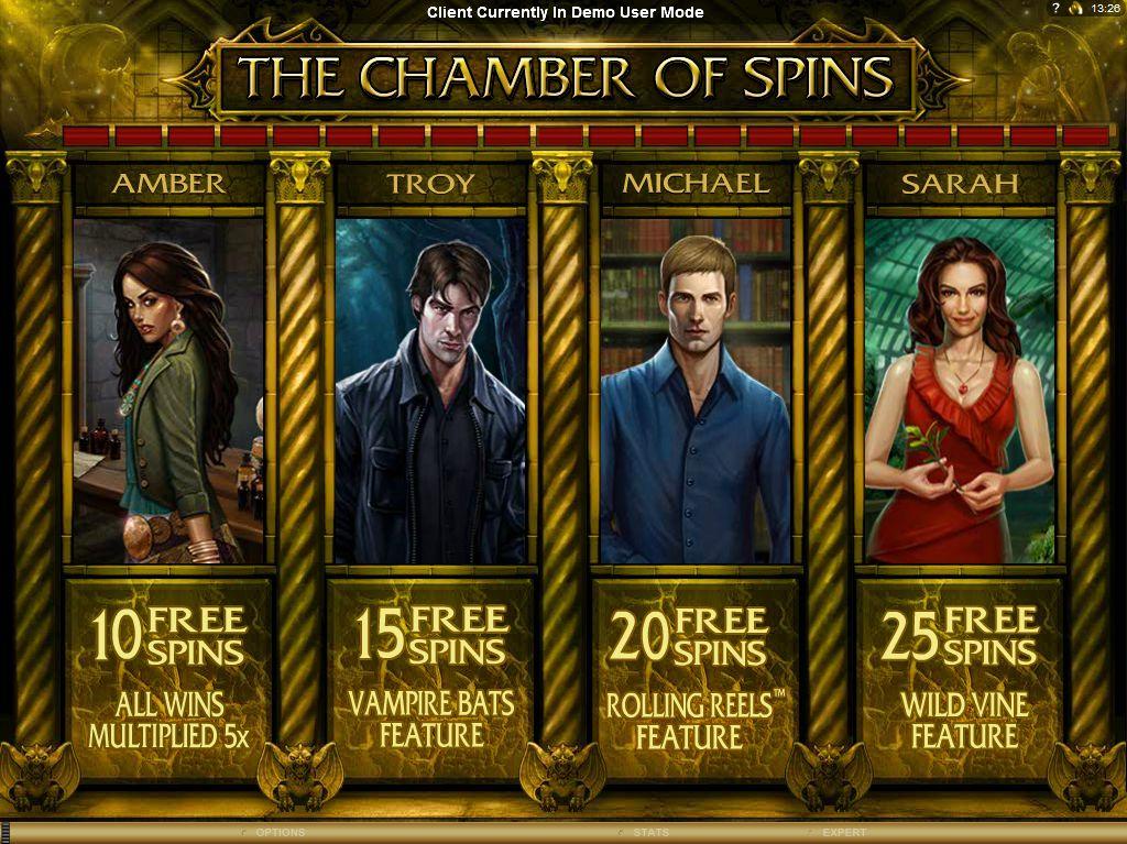 Online Casino Immortal Romance