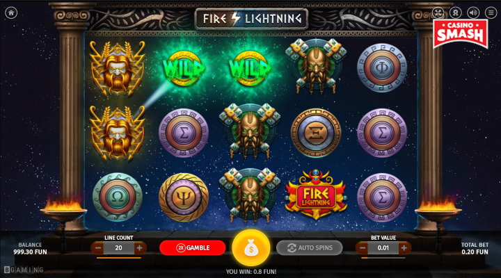 Spiele Fire Lightning - Video Slots Online