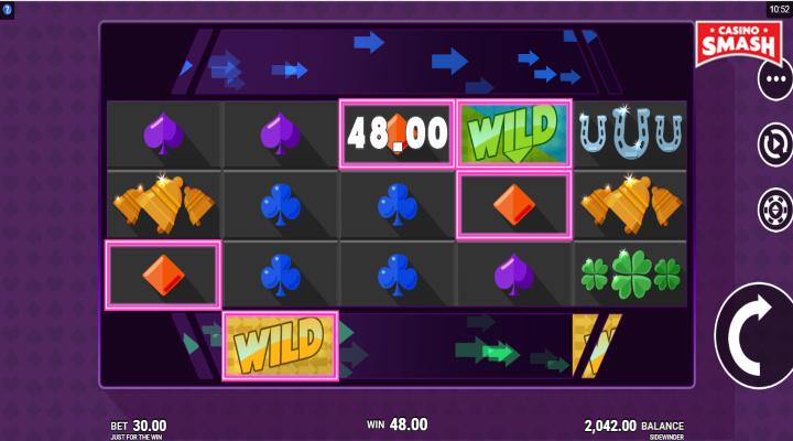 Spiele Sidewinder - Video Slots Online