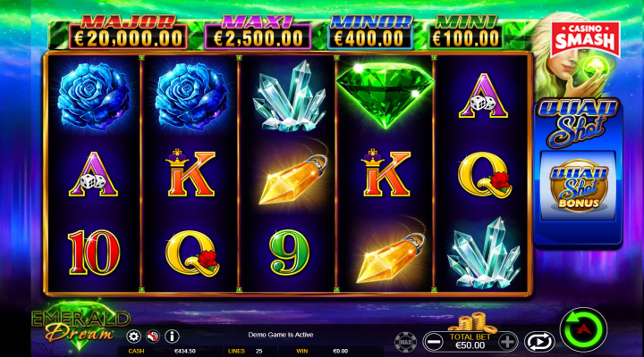 Spiele Magician Dreaming - Video Slots Online