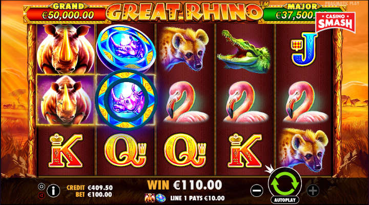 Spiele Rhino - Video Slots Online
