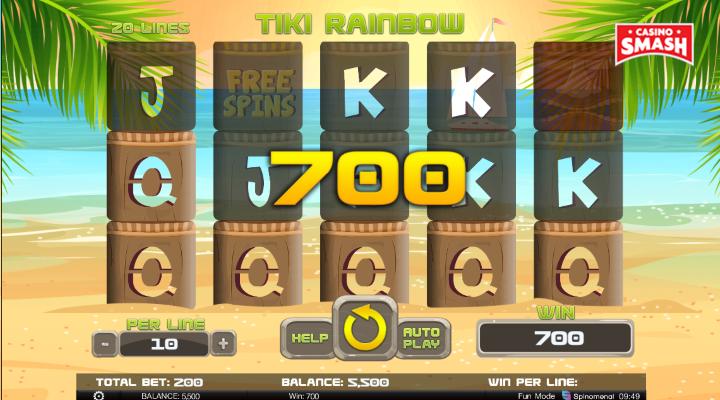 Spiele Tiki Beach - Video Slots Online