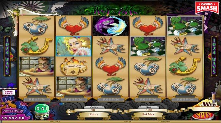 Spiele Hot Ink - Video Slots Online