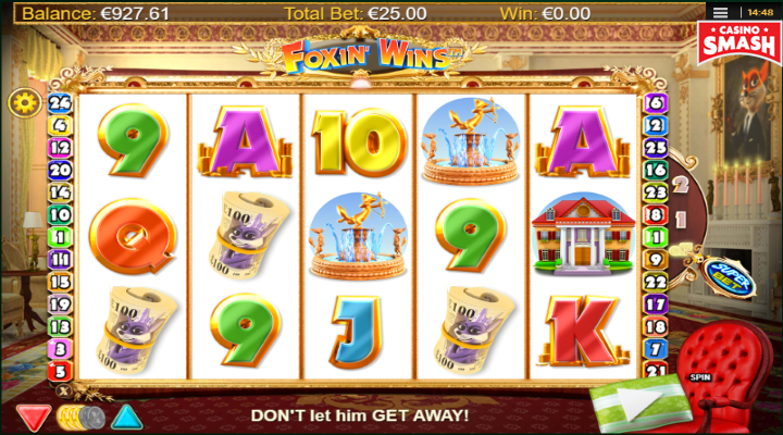 Spiele Foxin Wins - Video Slots Online