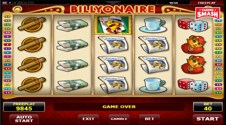 Spiele Billyonaire - Video Slots Online