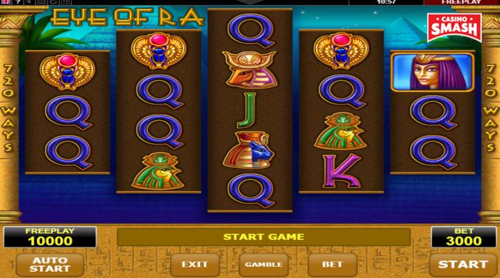 Eye Of Ra Casino
