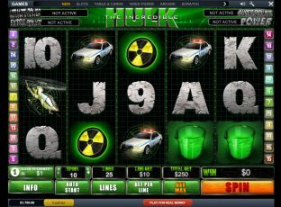 Play the incredible hulk online video slots