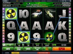 The Incredible Hulk Slot Machine Bonus