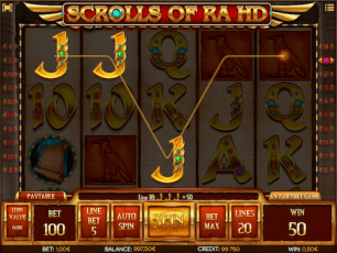 Scrolls of Ra Slots: No Registration Required