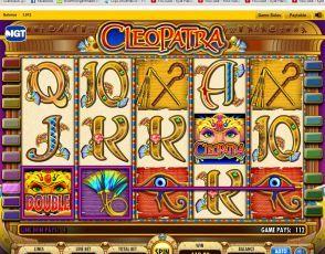 Play Cleopatra Slots Free