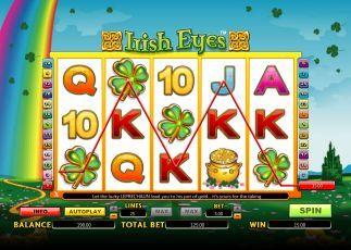 Irish Eyes online slots