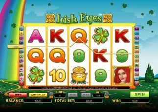 Irish Eyes game