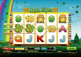 Irish Eyes how to play