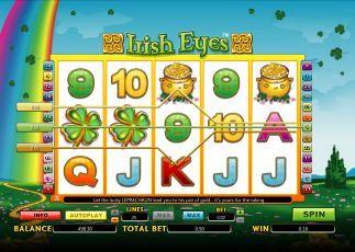 Irish Eyes how to play
