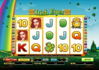 Irish Eyes free spins