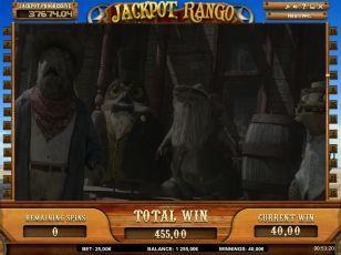 free Rango online slots