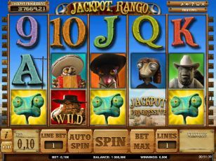 Bonus to play rango online